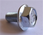 (25) M 6 - 1.0 x 12mm  JIS Hex Head Flange Bolt - Small Head, Class 10.9 Zinc.  JIS B 1189