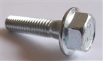 (25) M 6 - 1.0 x 25mm  JIS Hex Head Flange Bolt - Small Head, Class 10.9 Zinc.  JIS B 1189