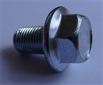 (1) M12 - 1.25 x 20mm  JIS Hex Head Flange Bolt - Small Head, Class 10.9 Zinc.  JIS B 1189