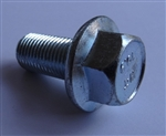 (1) M12 - 1.25 x 25mm  JIS Hex Head Flange Bolt - Small Head, Class 10.9 Zinc.  JIS B 1189