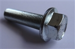 (1) M12 - 1.25 x 45mm  JIS Hex Head Flange Bolt - Small Head, Class 10.9 Zinc.  JIS B 1189