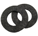 Gray Felt Battery Terminal Corrosion Washers