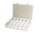 18 Compartment Small Plastic Box