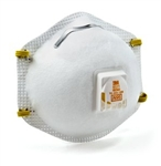 3M N95 Particulate Respirator with Exhalation Valve, 8511
