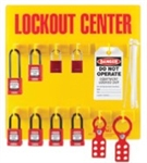ABUS LOTO Wall Station Center K982