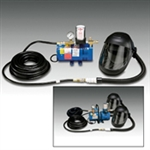 Supplied Air System with Economy Air Shield, Low Pressure