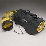 Air Bag Blower System with 15 Feet Ducting