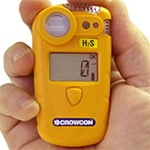 Crowcon Gasman Portable Single Gas Personal Monitor