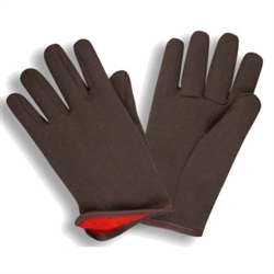 Cordova Lined Work Gloves, Jersey, Large, 1600