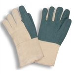 Cordova Heavy Weight Hot Mill Gauntlet Work Gloves, Large