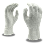 Cordova White Machine Knit Gloves 3500