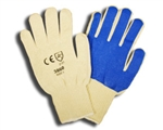 Cordova Blue Nitrile Coated Palm Gloves, Large 3860