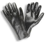 Cordova 12 Inch Single Dipped PVC Gloves, Large