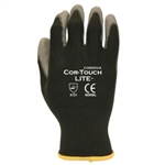 Cordova Polyurethane Coated Knit Gloves, Cor-Touch Lite, 6895B