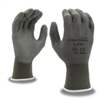 Cordova Polyurethane Coated Knit Gloves, Cor-Touch Lite, 6895G