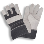 Cordova Leather Palm Work Gloves, Large 7220
