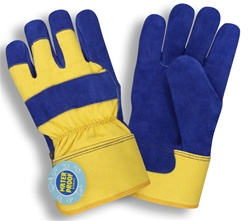 Cordova Waterproof, Thinsulate Lined Leather Palm Work Gloves