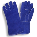 Cordova Blue Leather Welders X-Large Gloves 7610