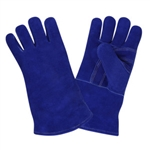 Cordova Blue Leather Welders X-Large Gloves 7610A