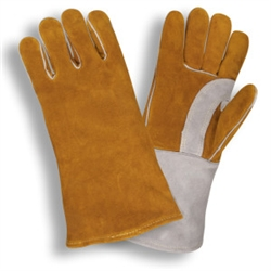 Cordova Premium Side Leather Welders Large Gloves 7670