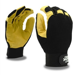 Cordova Pit Pro Premium Grain Deerskin Palm Mechanics Gloves