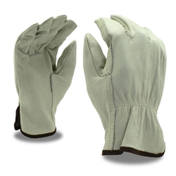 Cordova Regular Grain Cowhide Driver's Gloves