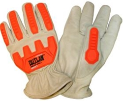 Cordova Impact Cowhide Driver's Gloves