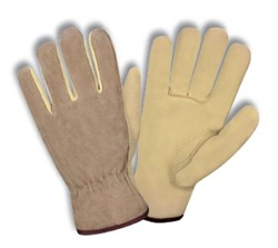 Cordova Select Palm, Split Back Cowhide Driver's Gloves