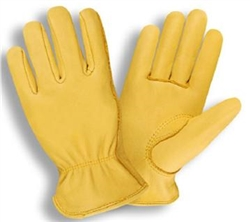 Cordova Select Grain Deerskin Driver's Gloves