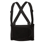 Cordova Back Support Belt, Black