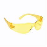Cordova Bulldog Series Amber Safety Glasses, EHB30S