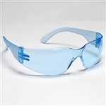 Cordova Bulldog Blue Lens Safety Glasses, EHF15S