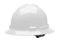 Cordova DUO Series Full-Brim Hard Hat, 6-Pt Ratchet