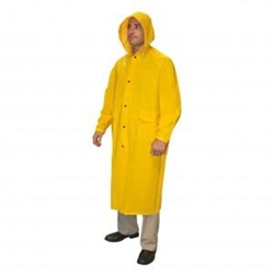 Cordova Renegade Yellow 49-Inch Rain Coat
