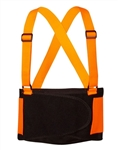 Cordova Back Support Belt, Hi-Vis Orange