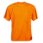 Cordova Type O Non Rated Short Sleeve T-Shirt, Orange