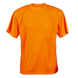 Cordova Type O Non Rated Short Sleeve T-Shirt, Orange or Lime