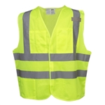 Cordova Type R Class 2 Limited FR Safety Vest, Lime