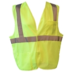 Cordova X Pattern Safety Vest, Class 2