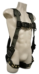 FrenchCreek STRATOS Vest Style Harness, TB Leg Straps, 1-D