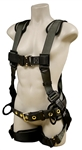 FrenchCreek 3-D Ring Construction Harness STRATOS 22870B