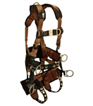 FallTech ComforTech Tower Climber 7084 Series Harness 6-D