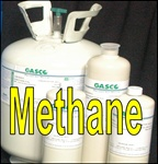 Gasco Methane Calibration Gas Mixture