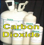 Gasco Carbon Dioxide Calibration Gas Mixture