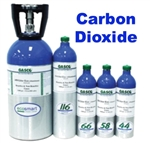 Gasco Carbon Dioxide Calibration Gas Mixture, EcoSmart