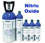 Gasco Nitric Oxide Calibration Gas Mixture, EcoSmart