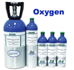 Gasco Oxygen Calibration Gas Mixture, EcoSmart