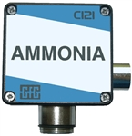 GfG Gas Detection, Ammonia (0(30) - 10,000 ppm (1.00% Vol.)), CI 21