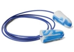 Moldex SparkPlugs Blue Detectable Corded Earplugs