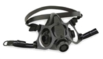 North 7700 Series Half Mask Respirator, Small